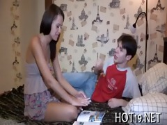 babe banged by other lad