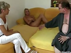 parents entice and fuck sons girlfriend