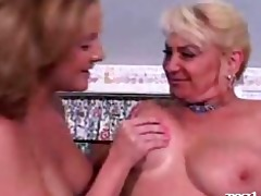 mature babes younger chicks