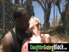 recent darksome stepdad punishes hawt daughter