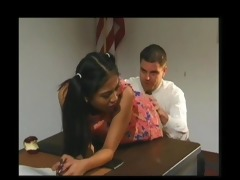 jade marcella receives punished