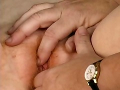 chunky hairy cunted redhead kirsten receives off