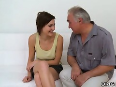 old boy needs to play with a cute youthful vagina