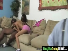 darksome biggest jock stuffed in my daughter s