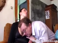 grandad plays perverted games