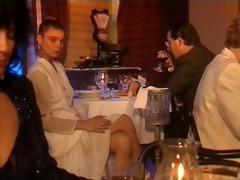 zara whites in a classic italian episode