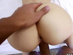 povlife blond hot butt honey pounded and