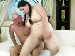 favourable grandpapa fucking with breasty legal