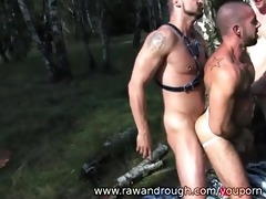 bawdy forest pigs part 11
