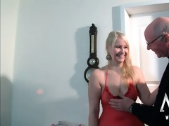 horny grand-dad can fucking a busty legal age