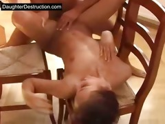 Youthful Oriental Legal Age Teenager Screwed By Old Chap