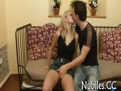 banging of charming legal age teenager
