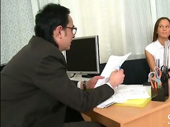 concupiscent teacher seducing legal age teenager
