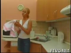 snatch stuffed by marital-device