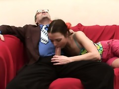 wild banging with youthful gracious hottie