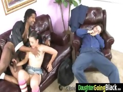 black schlong and a petite playgirl 10