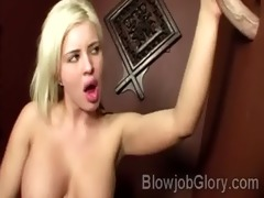 large boobed blondie sucks her priests weenie