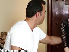 trickyspa sly masseur thrusts schlong into polish
