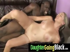 daughter fuck a giant dark rod 2