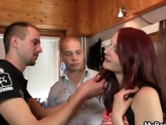 horny doxy cheating with her bfs bro