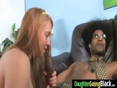see my daughter going on a monster dark penis 9