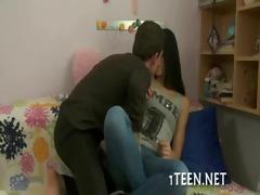 cutie curing her boyfriend